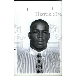 Press Photo Julian Simpson Detroit Pershing High School - RRX39543