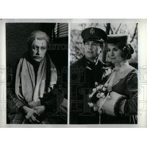 1900 Press Photo World War David Osborne Lisa Banes - RRX19621