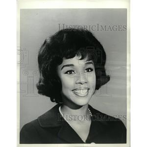 1963 Press Photo Diahann Carroll Actress/Singer - RRW19973