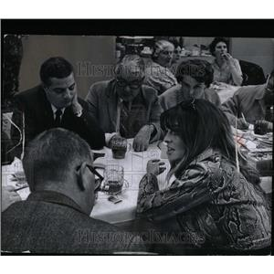 1967 Press Photo Julie Christie British actress press - RRW57389