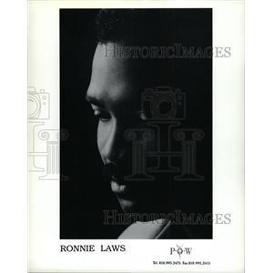 1922 Press Photo Ronald Wayne Ronnie Laws American Jazz - RRW95001