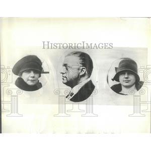 1931 Press Photo Duke Of Manchester