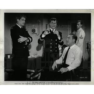 1961 Press Photo Tony Curtis American Film Actor - RRW86333