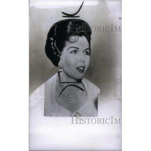 1965 Press Photo Johnnie Lucille Ann Miller Actress - RRX41023
