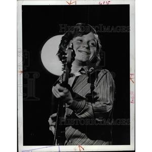 "1971 Press Photo Bonaduce in ""The Patridge Family"" - RRX70479"