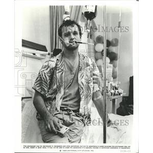 "1980 Press Photo Bill Murray ""Where the Buffalo Roam"" - RRW45485"