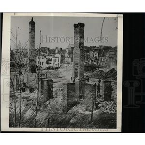 1961 Press Photo Richmond, Virginia In The Civil War - RRX65391