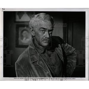 1952 Press Photo John McIntire Actor Movies TV Westerns - RRW06027