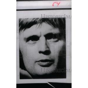 1974 Press Photo David Keith McCallum Musician actor - RRX40973