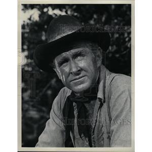 1968 Press Photo Lloyd Vernet Bridges Jr American Tv - RRW13521