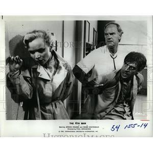 1984 Press Photo Jeroen Krabbe Dutch Film Actor. - RRW05899