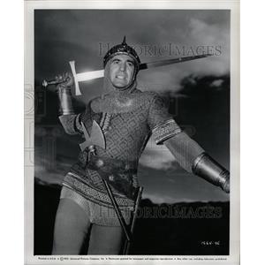 1951 Press Photo David Farrar English stage film actor - RRW19211