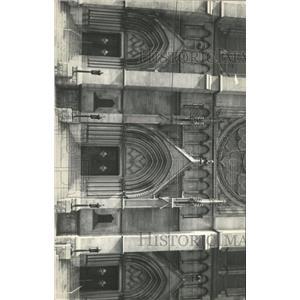 1931 Press Photo Basilica Immaculate Conception Home - RRX93935