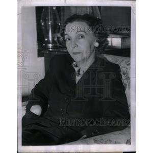 1944 Press Photo ZaSu Pitts Actress Comedian - RRX38429
