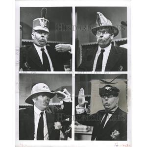 1962 Press Photo BOB KEESHAN AMERICAN TV ACTOR PRODUCER - RRW45625