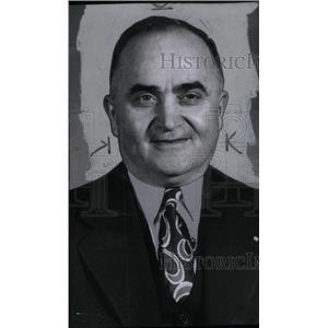 1947 Press Photo John A. Jatros Prominent Detective - RRX46527