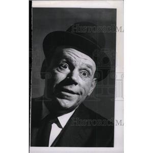 1960 Press Photo Tom Ewell actor - RRW76359