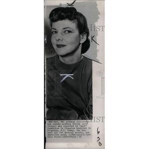 1948 Press Photo Elissa Landi Italian Film Actress - RRW98413