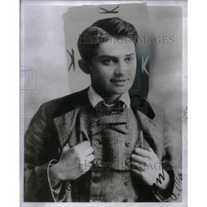 1955 Press Photo Actor Jean Pierre Hersholt - RRX50233