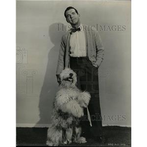 1959 Press Photo Fred MacMurray The Shaggy Dog Film - RRW14547