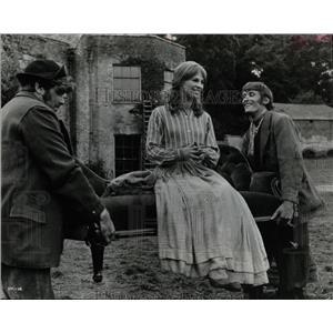 1967 Press Photo Julie Christie British Actress Movie - RRX67251