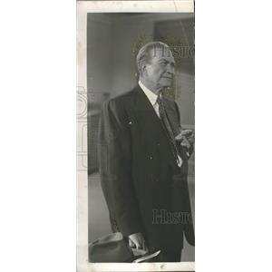 1950 Press Photo Minor Watson Movie Character Actor - RRW38861