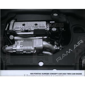 1994 Press Photo Pontiac Sunfire Concept Car - RRX55021
