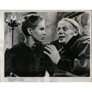 1957 Press Photo Richard Widmark American actor - RRW83391