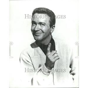 1965 Press Photo Red Buttons - RRV79961
