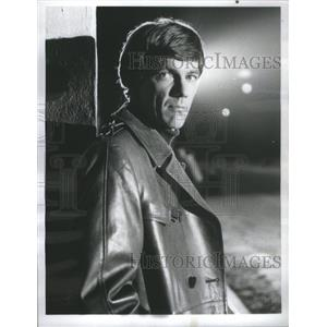 """1969 Press Photo Peter Haskell Stars As Kevin Grant In """"Bracken's World"""""""