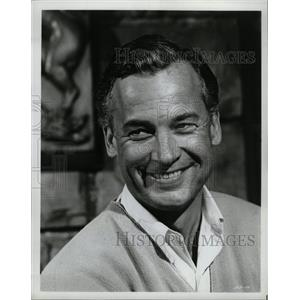 1968 Press Photo Mark Miller Carroll Naish Joanne Dru - RRW21995