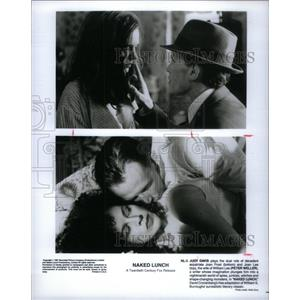 1992 Press Photo Judy Davis, Australian Actress. - RRX34361