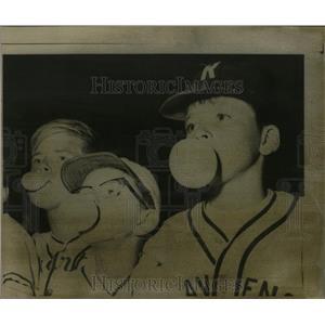 1966 Press Photo Bill Taylor Little League Baseball Det - RRW68269