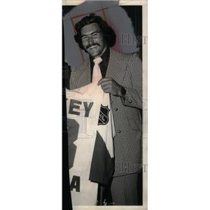 1975 Press Photo John Ferguson of the Redmons - RRX39417