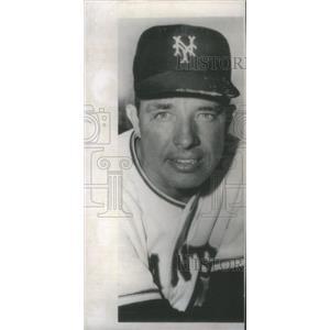 1965 Press Photo Jim Hearn New York Yankees Baseball Player - RSC34955