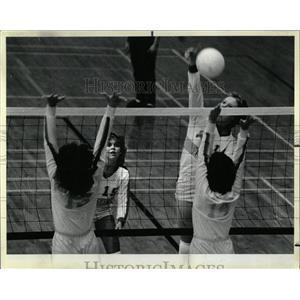 1983 Press Photo Palatine Karen Staab Fremd Kim Reina - RRW64883