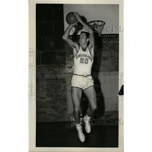 1957 Press Photo Jim Cadle, Colorado University - RRW73937