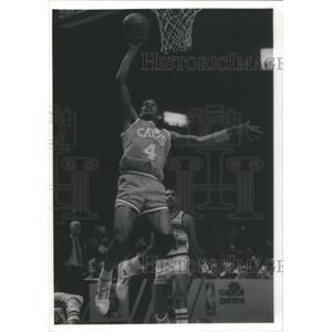 1987 Press Photo Cavaliers Ron Harper - RSC26339