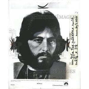 1975 Press Photo Alfredo James Al Pacino Dick Tracy - RRW42973