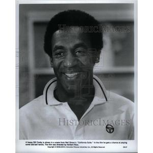 1979 Press Photo Bill Cosby Actor Comedian Author - RRX58447