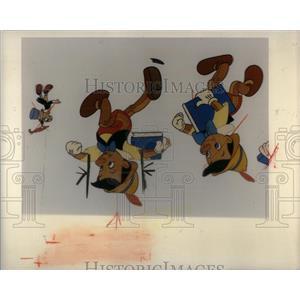 1992 Press Photo Pinocchio Movie cartoon Animation - RRX54459