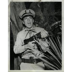 1966 Press Photo Van Williams (Actor) - RRW81873