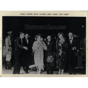 1967 Press Photo Greta Garbo Actress - RRW05967