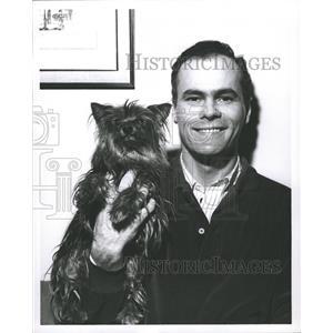 1964 Press Photo Actor Swen Swenson - RRW28087