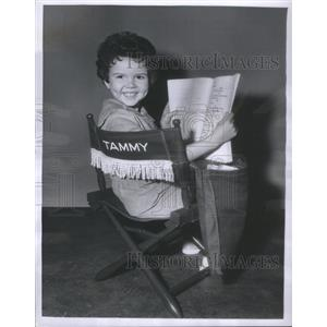 1959 Press Photo Tammy Marihugh Actor- RSA99251
