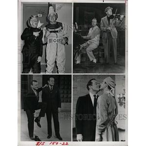 1981 Press Photo Bob Hope American Actor & Comedian. - RRW11263