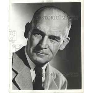 1952 Press Photo Jimmy Gleason American actor New York - RRW33333
