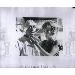 1963 Press Photo Actress Dorothy Provine - RRX55357