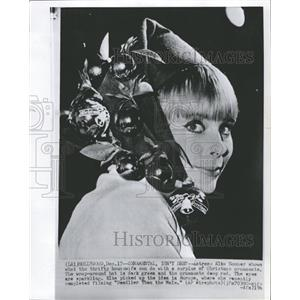 1966 Press Photo Actress Elke Sommer - RRW28125