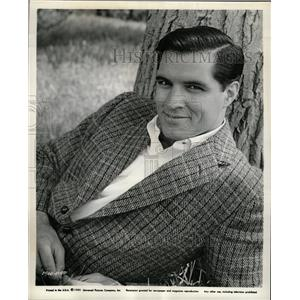 1961 Press Photo John Gavin Actor Midnight Lace - RRW26925